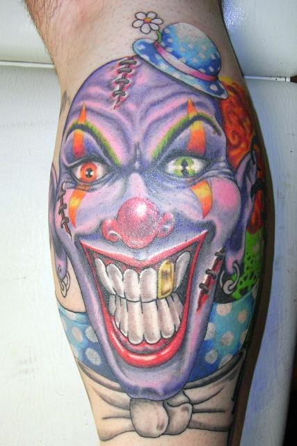 Clown 2.Sitzung