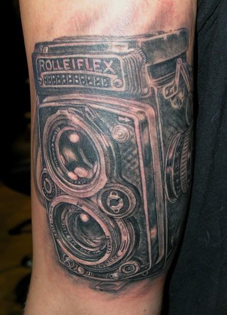 Rolleiflex Kamera