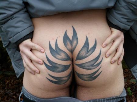 callboy bayern tattoo arsch