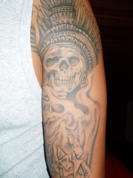 chicoloco187 das 2te und der arm muss voll werden tattoos von tattoo. Black Bedroom Furniture Sets. Home Design Ideas