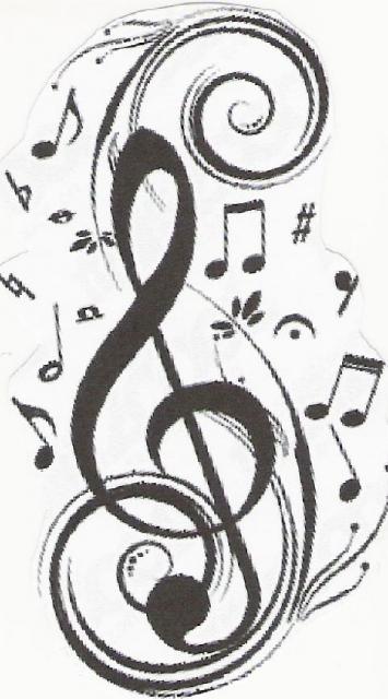 Engel2141989 note tattoos von tattoo for Tattoo noten