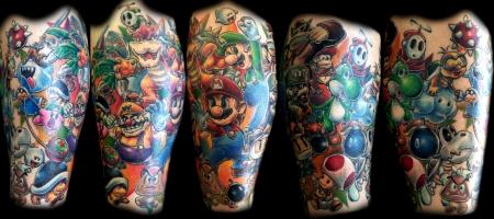 SuperMario/Nintendo