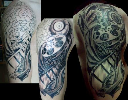 Filmrolle Tattoo