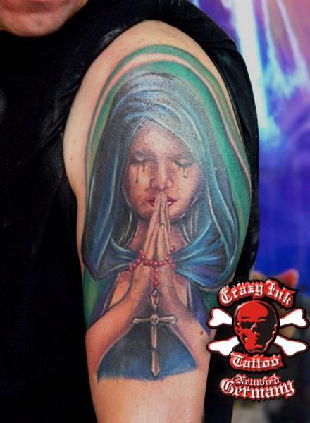 """Gothic Prayer von Anne Stokes """"CoverUp"""""""