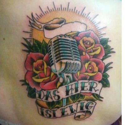 Blub1984w Meine Große Nr 2 Tattoos Von Tattoo Bewertungde
