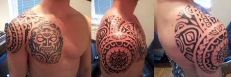Maori_Brust_Schulter