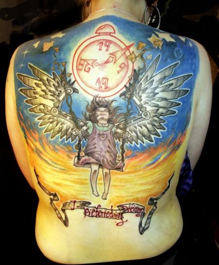 suchergebnisse f r 39 taschenuhr 39 tattoos tattoo lass deine tattoos bewerten. Black Bedroom Furniture Sets. Home Design Ideas