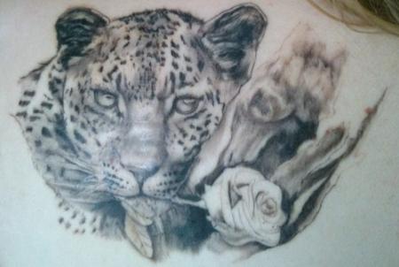 Leopard (noch nicht fertig - nur fürs Profil!)