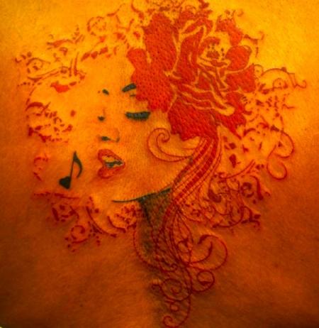 Vorlage zu meinem Tattoo