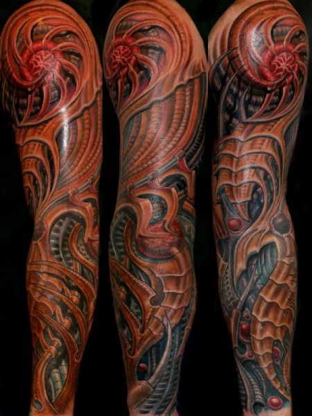 Freehand Biomechanic Sleeve