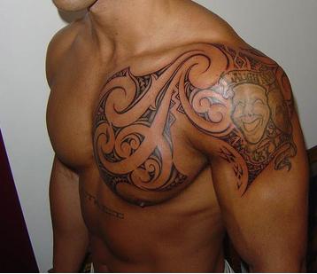 M3nik Schulter Mix Frisch Beendet Tattoos Von Tattoo Bewertungde