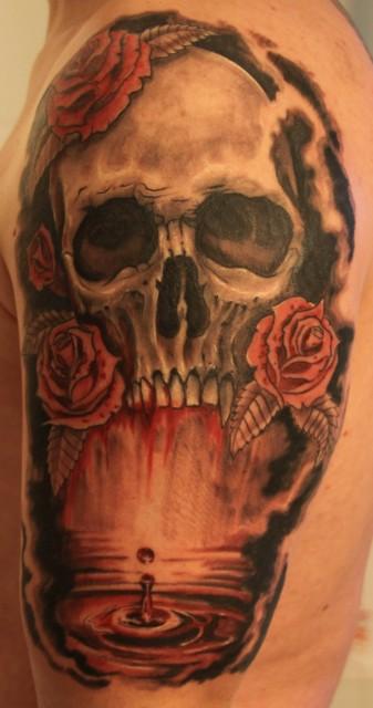 Vampir - Skull