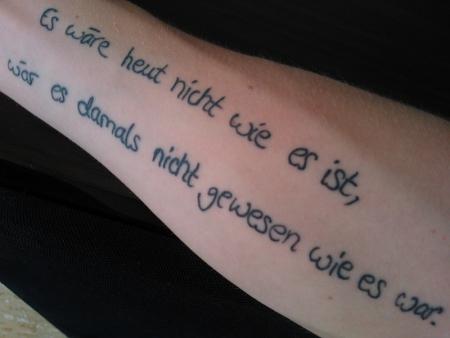 marcl spruch von casper geschrieben von meiner freudin tattoos von tattoo. Black Bedroom Furniture Sets. Home Design Ideas