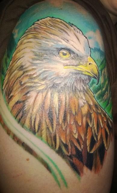 Mein erstes Tattoo - Milan