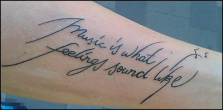 Sprüche tattoo trauer vorlagen Tattoos Für