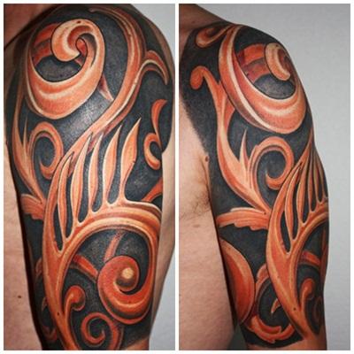 Mein erstes Tattoo (Freehand)