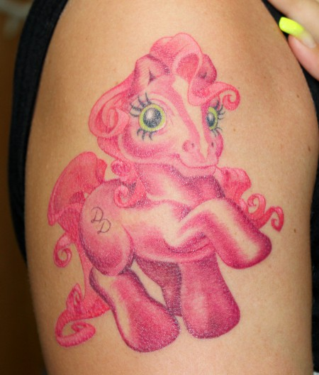 pony-Tattoo: My Little Pony