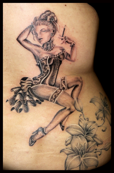 Tattoo 2 und 3