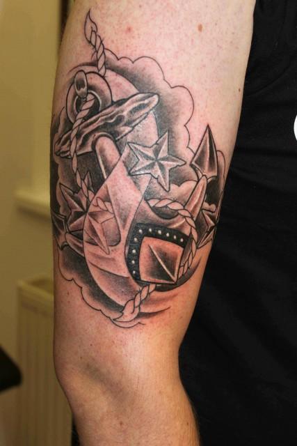 suchergebnisse f r 39 anker 39 tattoos tattoo lass deine tattoos bewerten. Black Bedroom Furniture Sets. Home Design Ideas