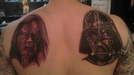 Star Wars Backpiece