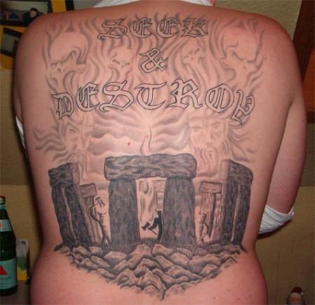 Mein ertses tattoo vor 8 jahren oder so