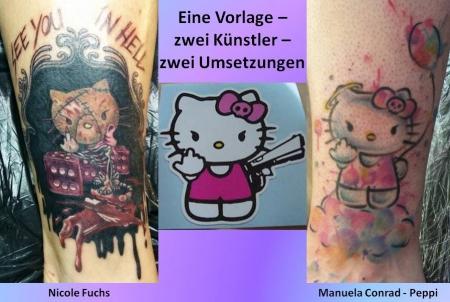 Hello Kitty Challenge ;)