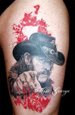 Lemmy- leider fast zeitgleich...