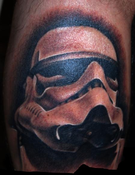 """Stormtrooper"" by Godfathers Tattoo Nürnberg / Nasko"