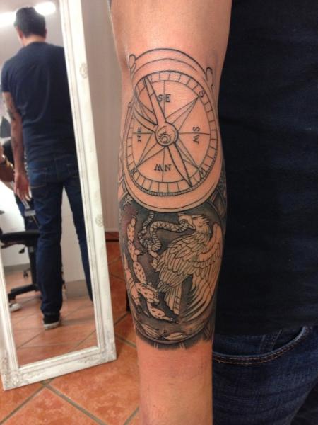 campino2010 kompass maya mexico tattoos von tattoo. Black Bedroom Furniture Sets. Home Design Ideas