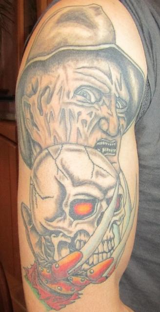 Freddy/Skull