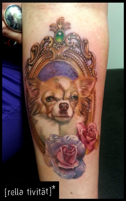 Tier - Tattoos | Tattoo-Bewertung.de | Lass Deine Tattoos bewerten