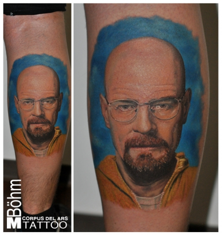 Walter White alias Heisenberg - Breaking Bad