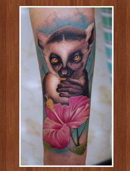 cute lemure