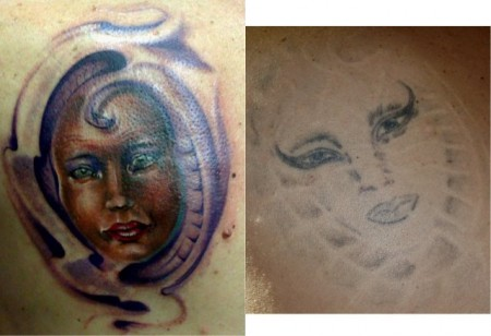 Freehand Cover Up