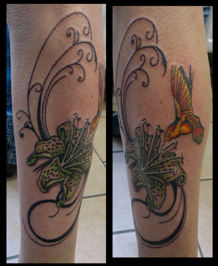 Blume Kolibri