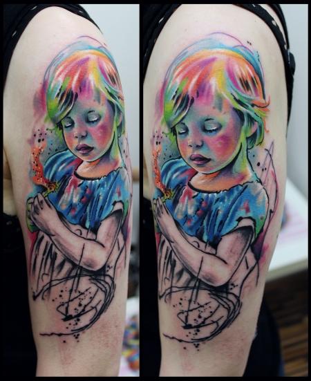 gaboa-Tattoo: Wünsch dir was
