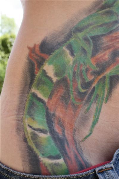 schwanz tattoo