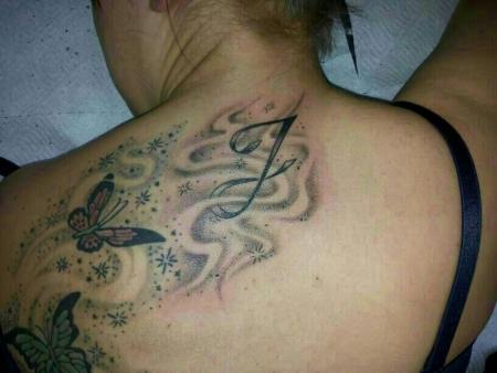 Mein Tattoo zur Liebe zu meiner Schwester