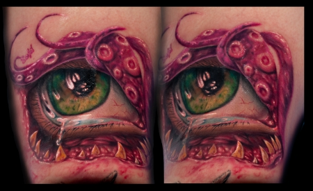 eye by SoFat