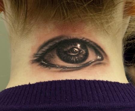 eye in eye