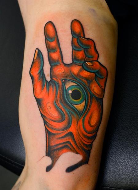 Illuminati Hand