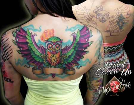 Eule Coverup