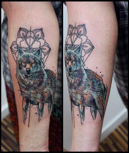 Tattoo Bewertung De: Tattoos Zum Stichwort Wolf