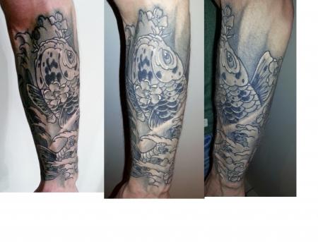 tattoos zum stichwort kois tattoo lass. Black Bedroom Furniture Sets. Home Design Ideas