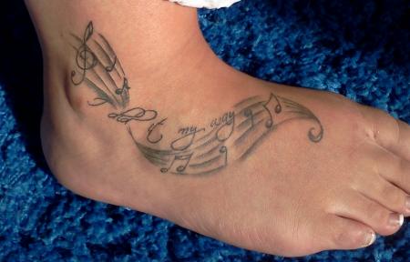 smokigirl i did it my way tattoos von tattoo. Black Bedroom Furniture Sets. Home Design Ideas