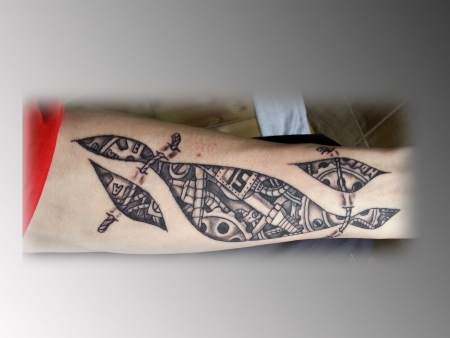 mrnostet biomechanik tattoos von tattoo. Black Bedroom Furniture Sets. Home Design Ideas