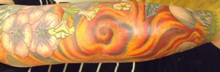 fantasy sleeve (Ellenbogen)