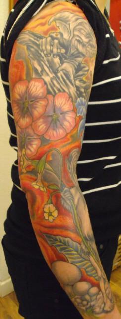 fantasy sleeve