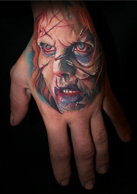 Horror Tattoos Anmelden