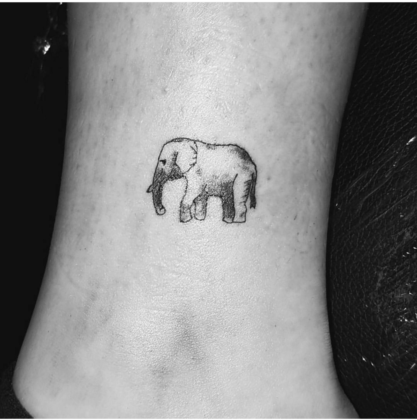 LeMe20 Elefant   Tattoos von Tattoo Bewertung.de